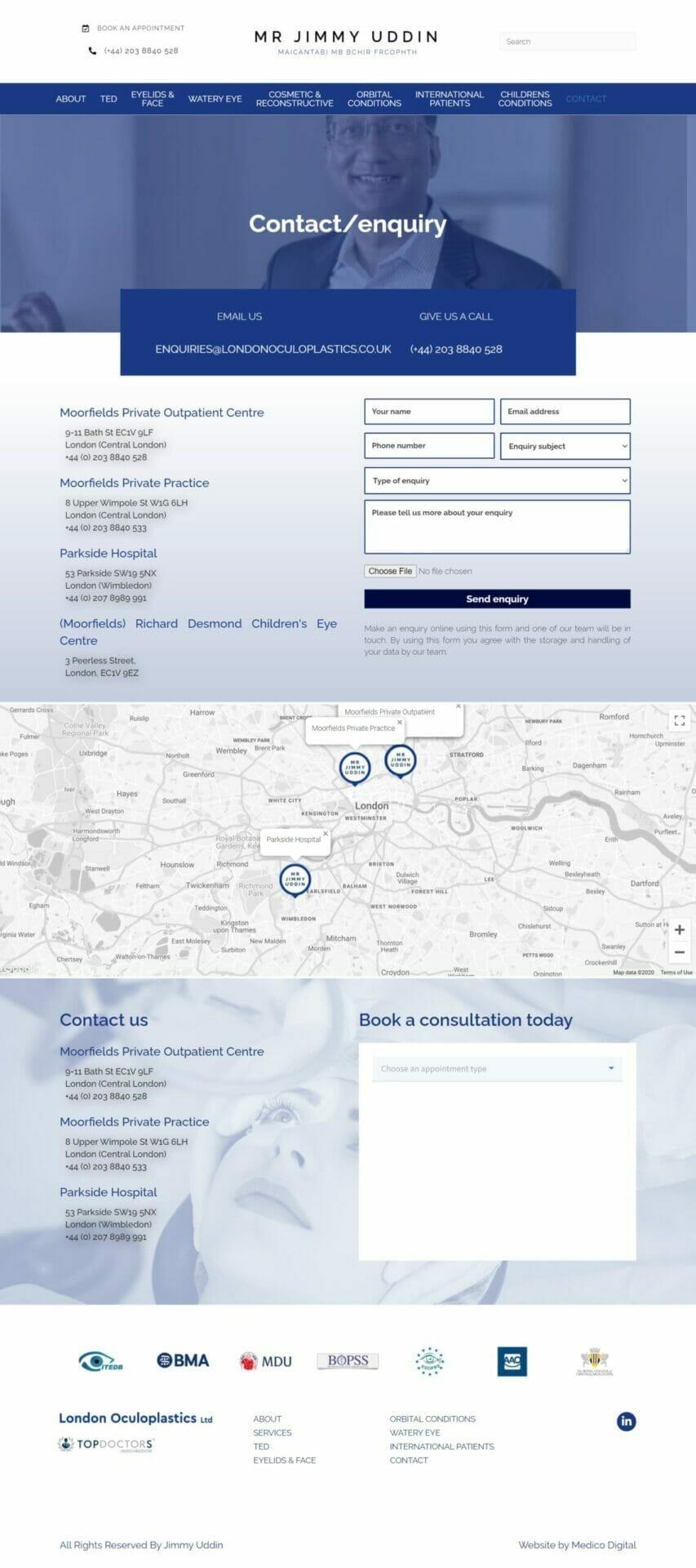 FireShot Capture 972 - Contact - Jimmy Uddin - Oculoplastic Surgeon London_ - londonoculoplastics.co.uk