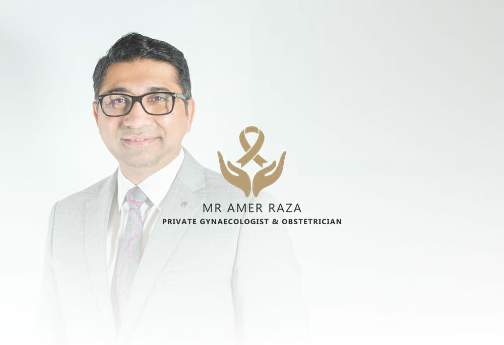 Picture of Mr Amer Raza - Private Gynaecologist & Obstetrician