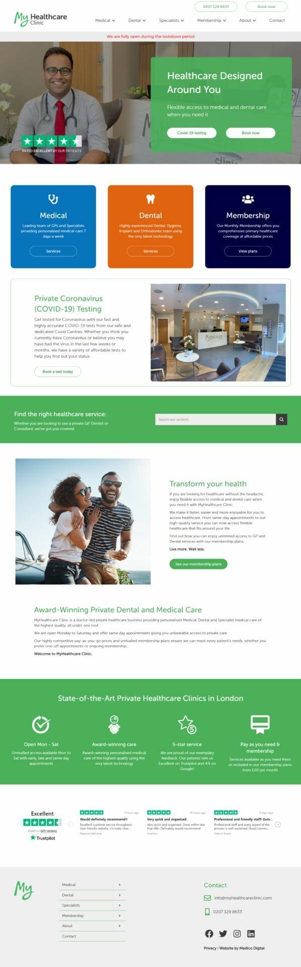 myhealthcareclinic.com