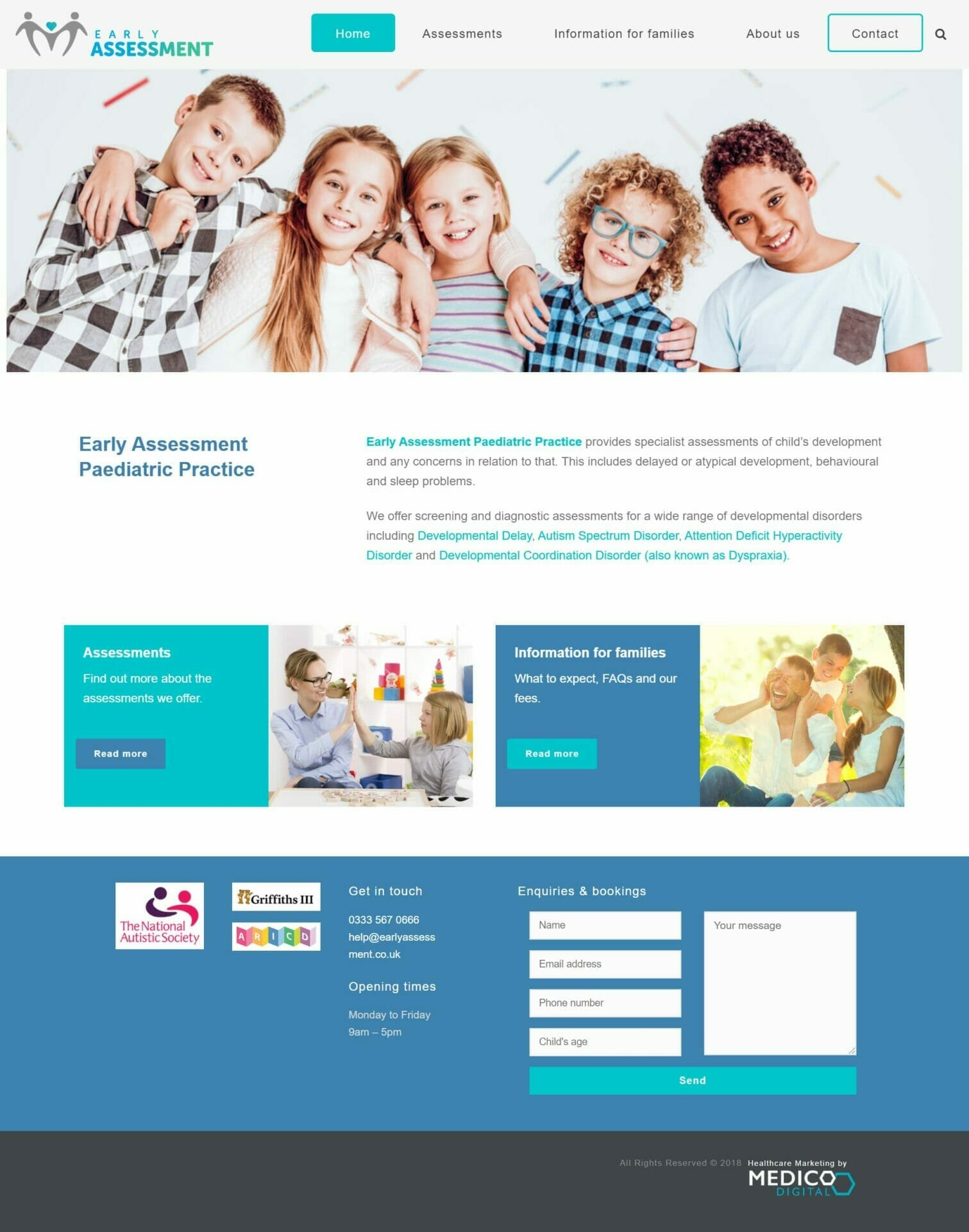 www.earlyassessment.co.uk